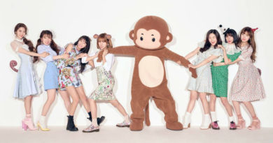 oh my girl k-pop