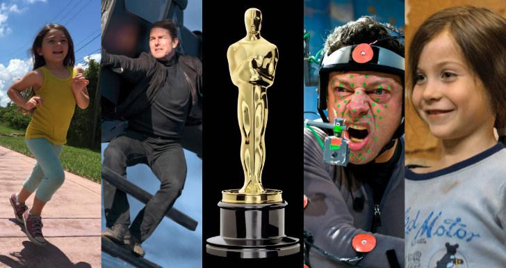 6 Novas categorias que os Óscares deveriam criar em vez de 'Melhor Filme Popular'
