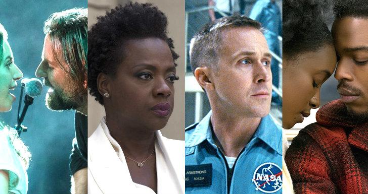 Potenciais candidatos ao Óscar 2019
