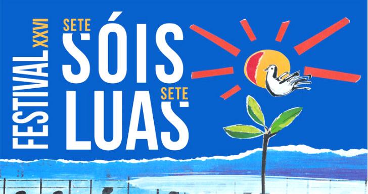 agosto Festival Sete Sóis Sete Luas