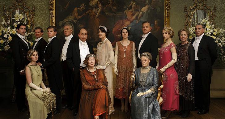 Downton Abbey estará de regresso já no próximo ano