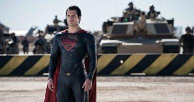 Henry Cavill Super-Homem