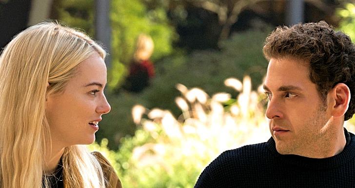 Emma Stone e Jonah Hill conectam-se no novo trailer de Maniac