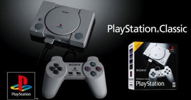 Sony apresenta a PlayStation Classic