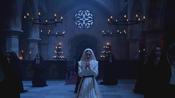 the nun freira a maldita critica