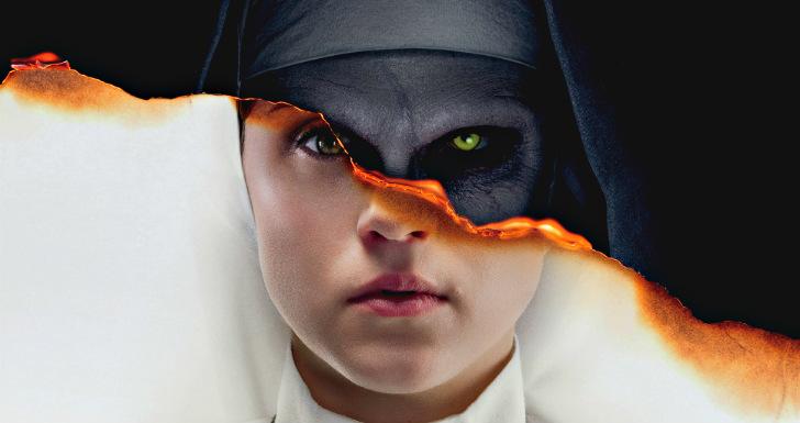 The Nun A Freira Maldita critica