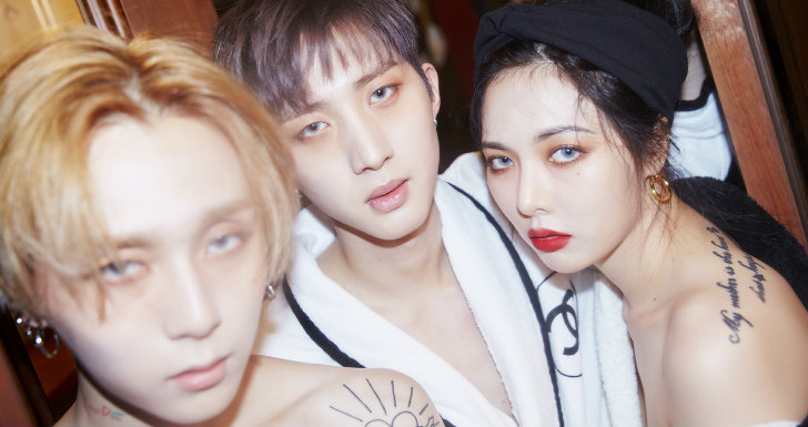 hyuna e'dawn triple h cube entertainment