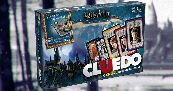 Harry Potter | Cluedo oficial do franchise chega a Portugal