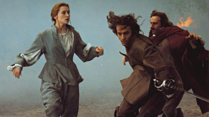 Cyrano de Bergerac critica