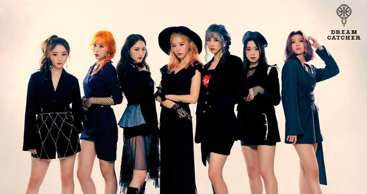 dreamcatcher k-pop