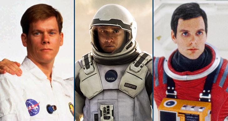filmes sobre o espaço