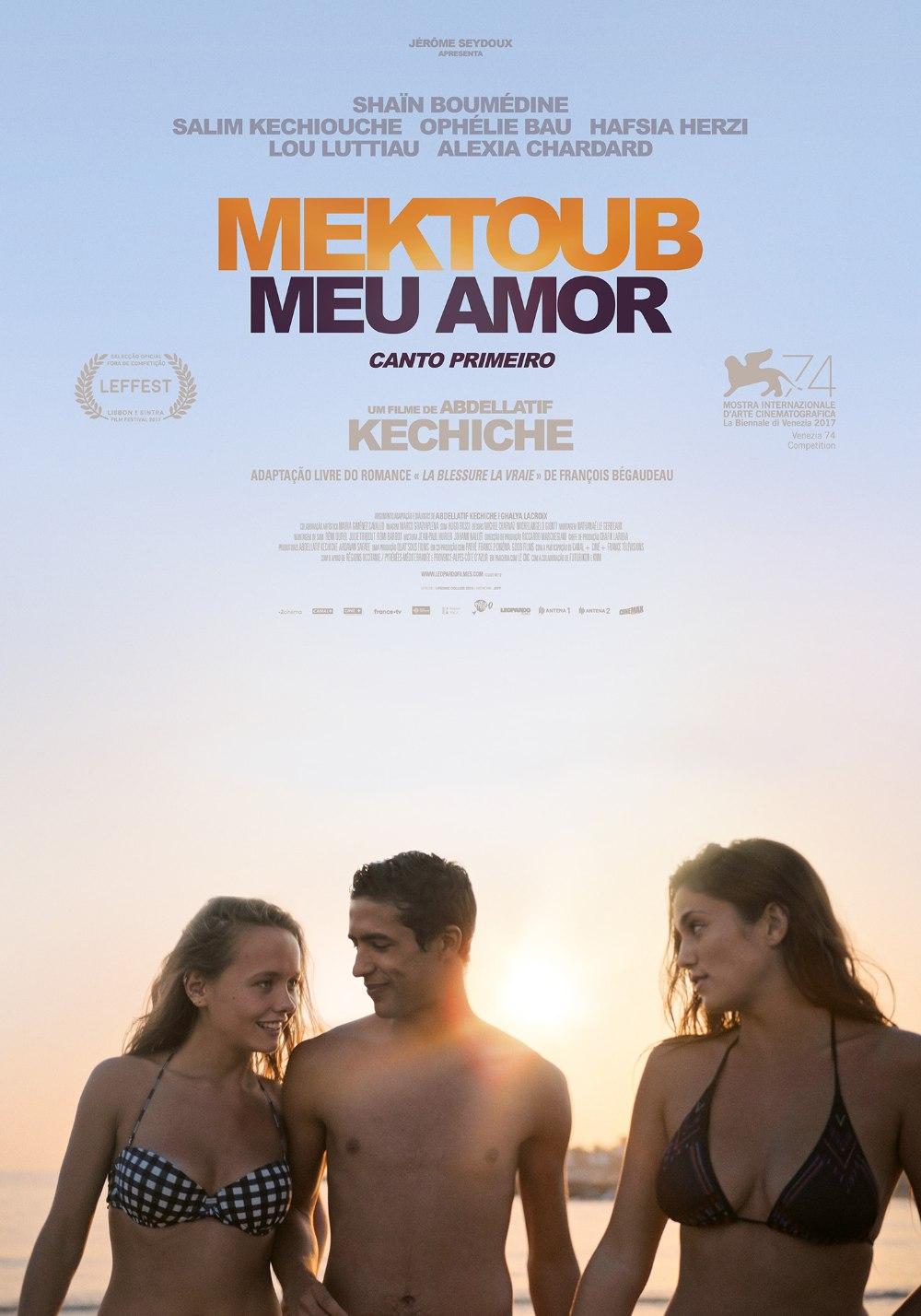 Mektoub, Meu Amor: Canto Primeiro