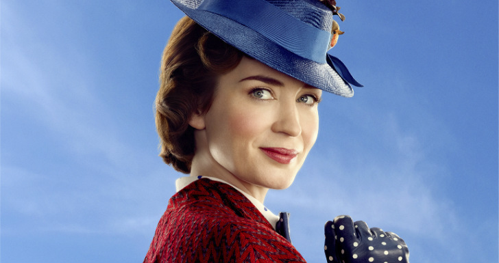 O Regresso de Mary Poppins trailer