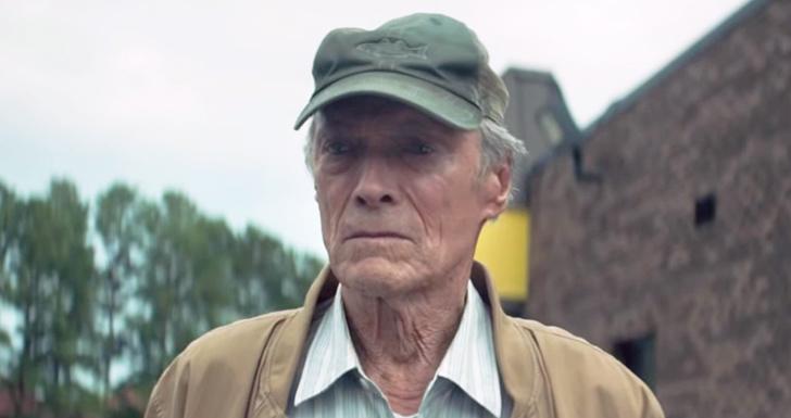 Clint Eastwood The Mule