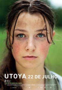 Utøya, 22 de julho