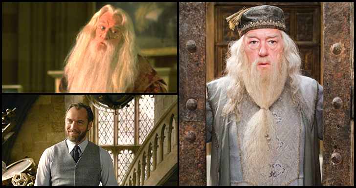 Albus Dumbledore_Harry Potter