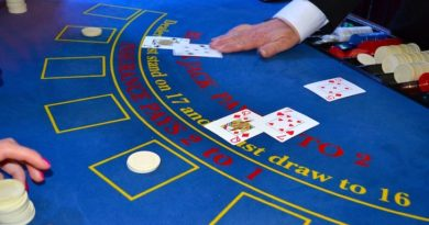Blackjack onde jogar