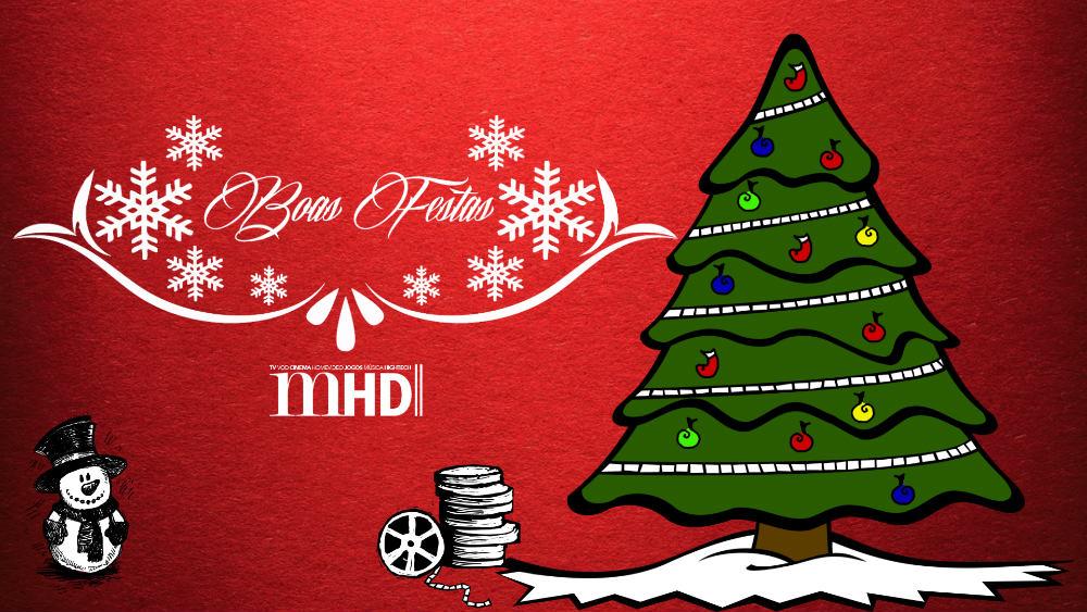 Feliz de Natal MHD