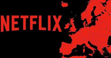 Netflix Séries Europeias
