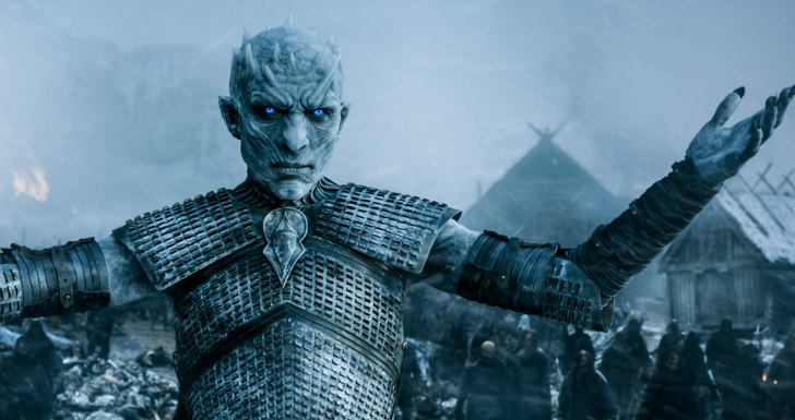 white walkers - game of thrones