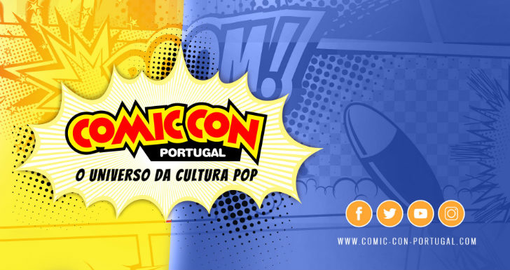 Comic Con Portugal logo
