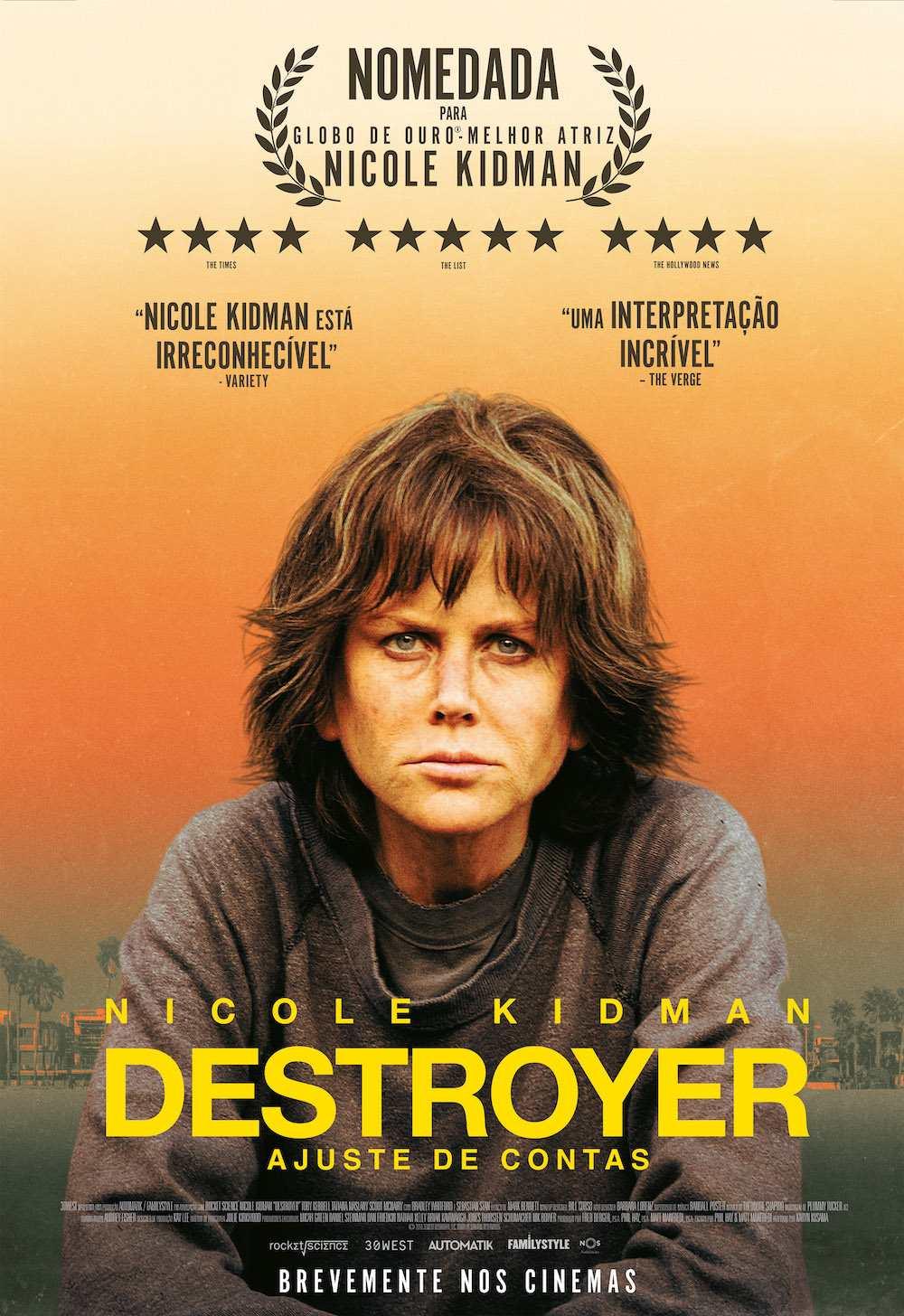 Destroyer: Ajuste de contas Trailer