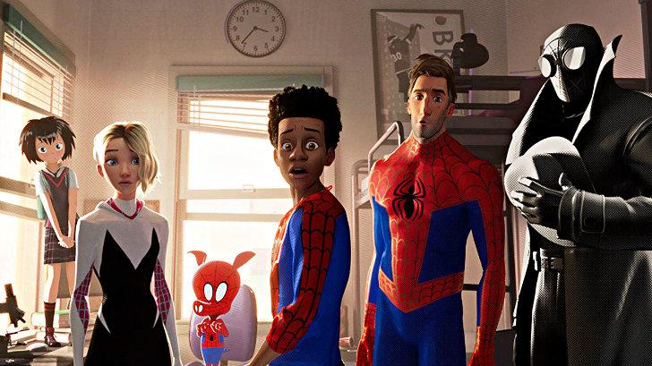 Homem Aranha No Universo Aranha critica