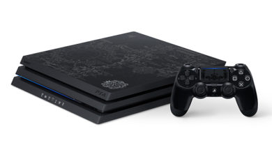 PS4 Pro edição especial Kingdom Hearts III