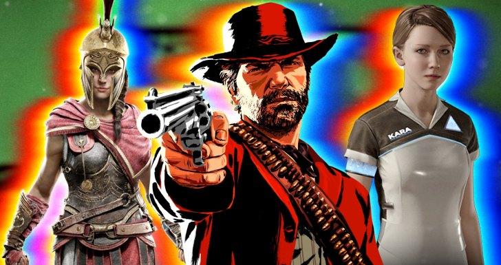 melhores videojogos de 2018