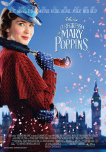 O Regresso de Marry Poppins Poster