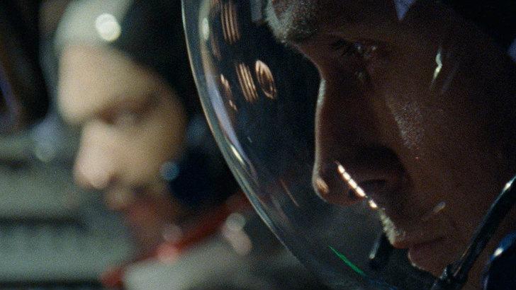 o primeiro homem na lua fotografia asc