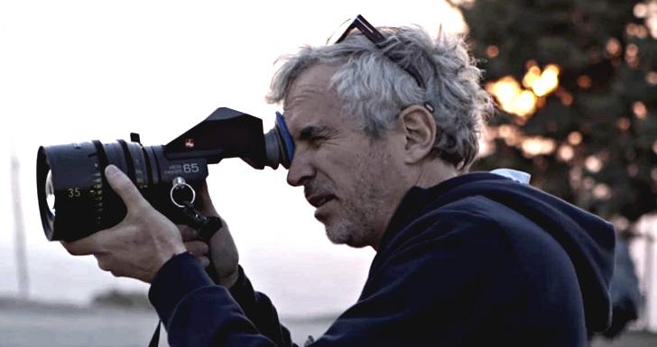 asc diretores de fotografia alfonso cuaron roma