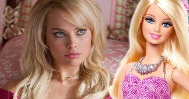barbie e margot robbie