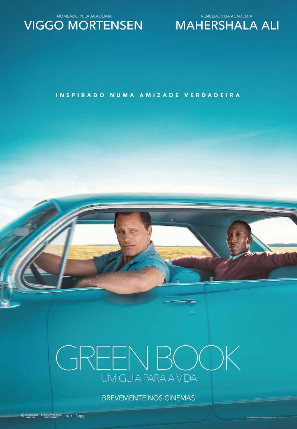 Green Book Um Guia para a Vida trailer