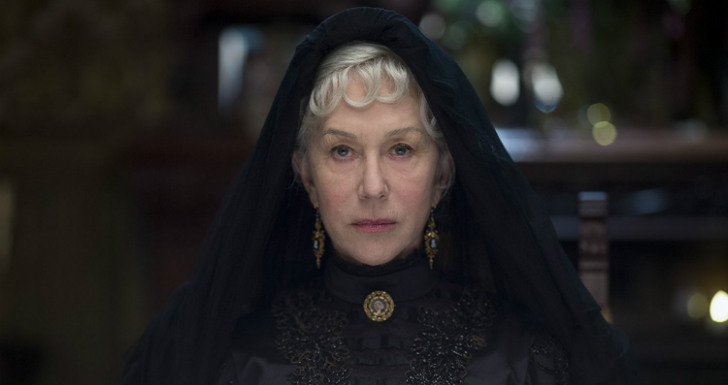 helen mirren razzie awards