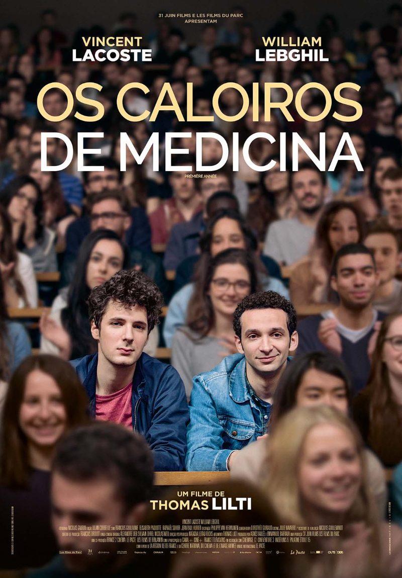 Os Caloiros de Medicina