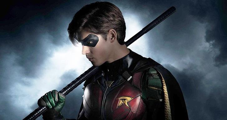 Robin Titans Netflix