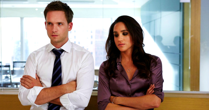 suits patrick j adam meghan markle