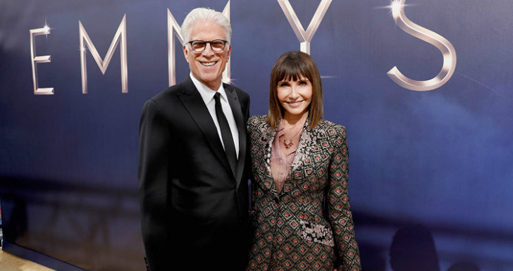 ted danson hollywood