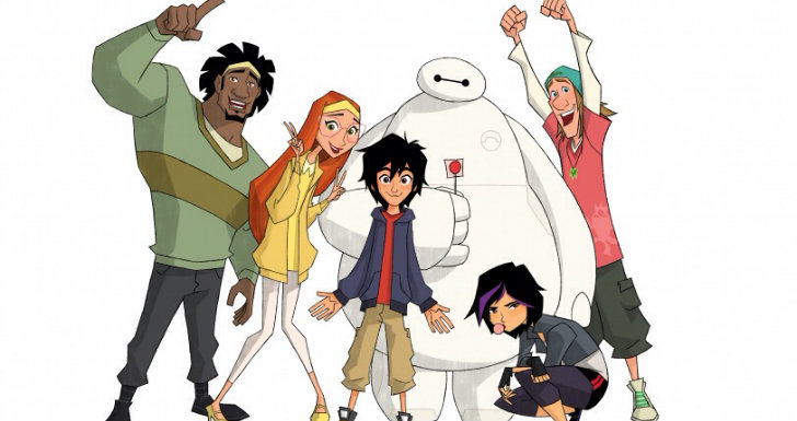 big hero 6 annie awards