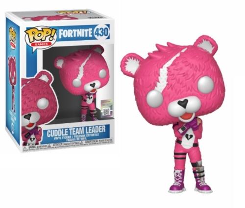 Cuddle Team Leader Fortnite