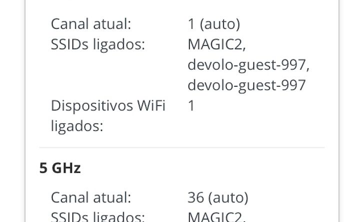 Powerline Devolo Magic 2 - App