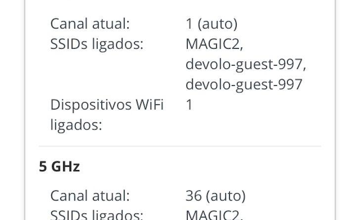 Powerline Devolo Magic 2 - App