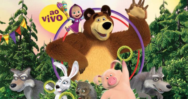 Masha e o Urso - Youtube