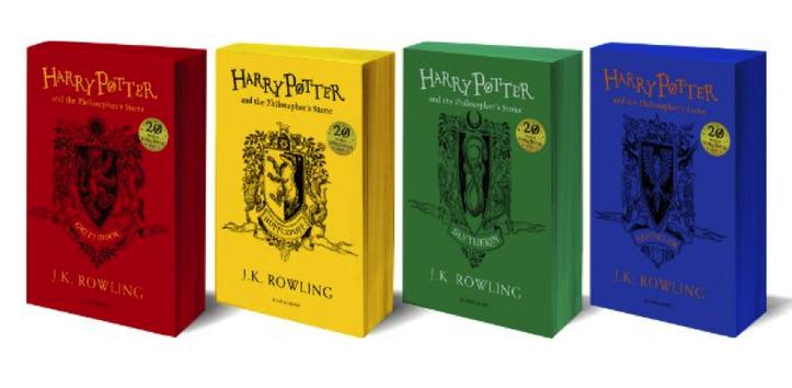Harry Potter e a Pedra Filosofal 20 Anos