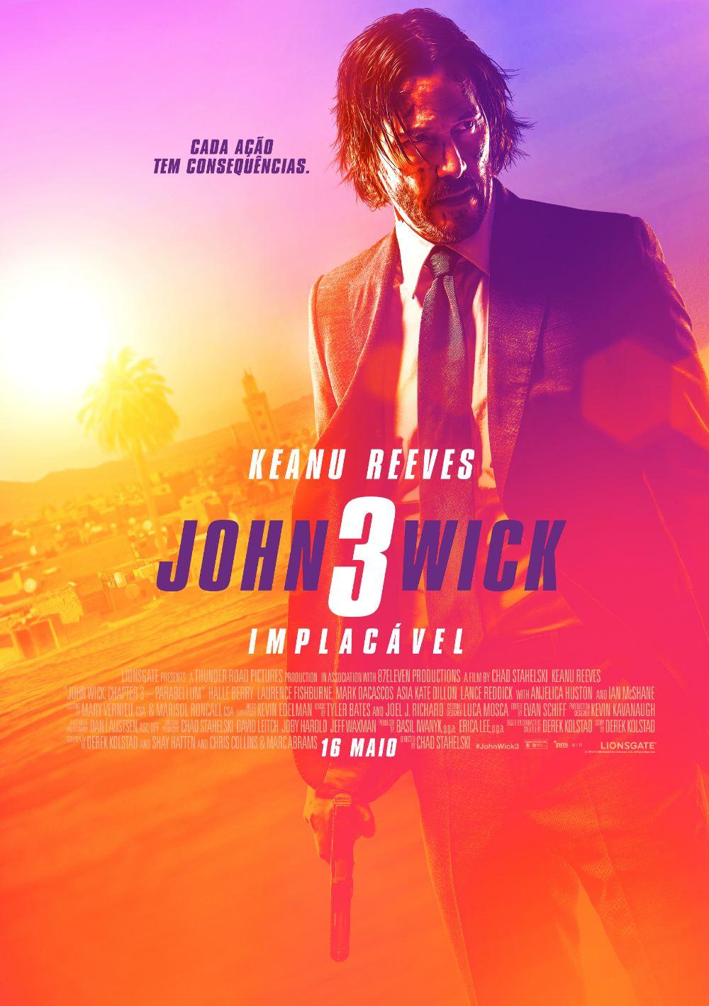 John Wick 3: Implacável