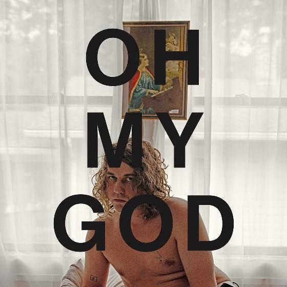 Kevin Morby - Oh My God - Capa