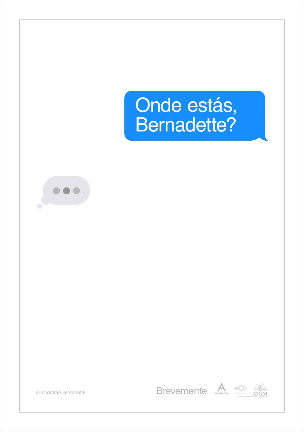 Onde Estás Bernadette?