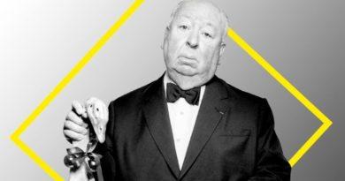European Film Challenge - Alfred Hitchcock