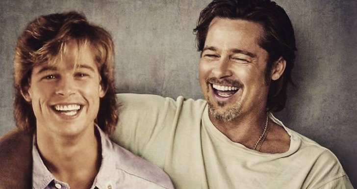 brad pitt Hollywood
